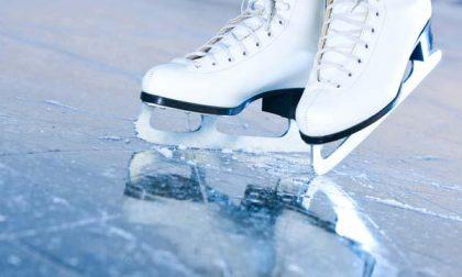 Pista di pattinaggio in funzione fino al 12 febbraio