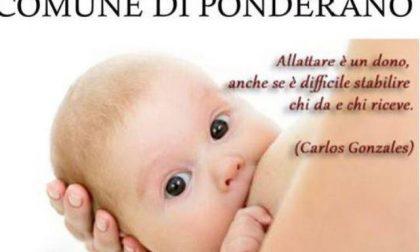 Poste, campagna pro allattamento
