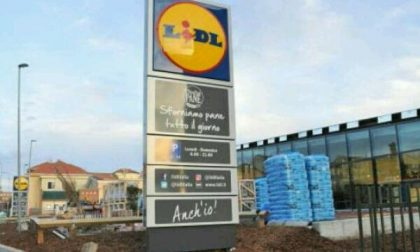 Quasi completato il nuovo ipermercato in via Ivrea