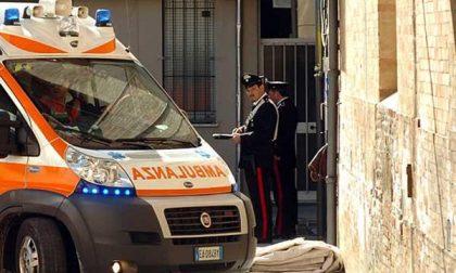 Anziano fatica a respirare, salvato dai carabinieri