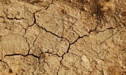 E' forte il rischio siccità