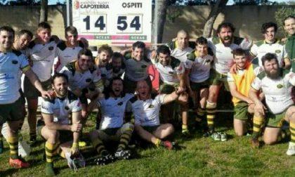 Il Biella Rugby non rallenta: Capoterra si inchina