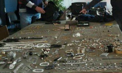 In cella ladro di gioielli fermato sul suv rubato a Biella