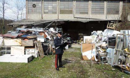 Sequestrate 55 tonnellate di rifiuti pericolosi