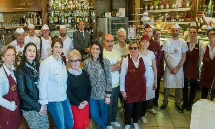 Silvia & Patrizio, 40 anni al... Caffè del Teatro