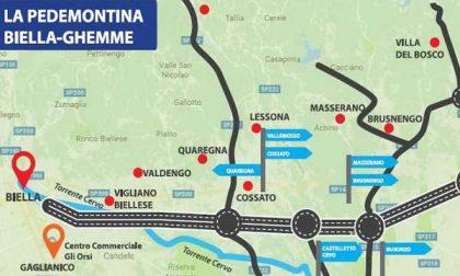 Pedemontana, pressing del Piemonte