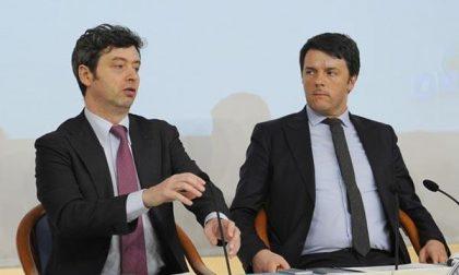 Primarie Pd: chi sta con Renzi e Orlando