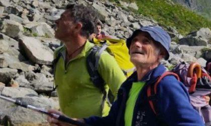 "Addio al ""montanaro"" Piero Frassati"
