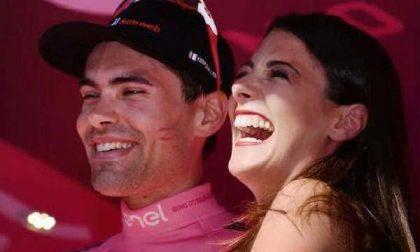 Dumoulin maglia rosa, ora l'Oropa di Pantani sogna  Nibali all'attacco