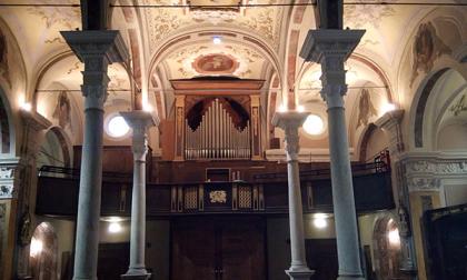 Musica da camera  nella chiesa di Crocemosso