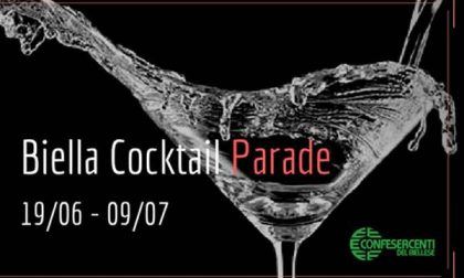 Biella Cocktail Parade, al via il festival del drink