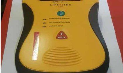 Dieci defibrillatori a Cossato