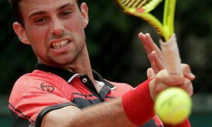 Tennis, impresa di Napolitano al Roland Garros