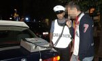 Alla guida del camion ubriaco: autista denunciato dai Carabinieri e senza patente
