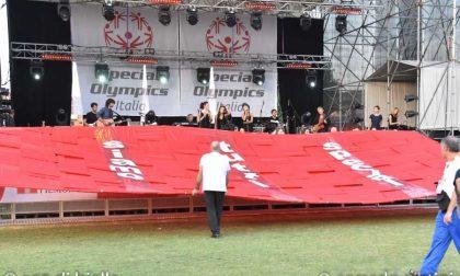 Chiusura Special Olympics