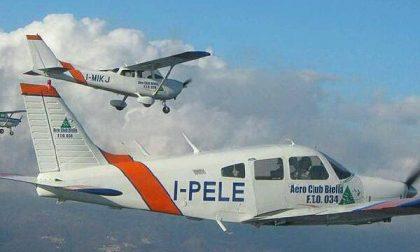 Aeroclub Biella, 90 anni in cattedra tra le nuvole