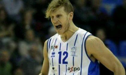 Basket, arriva il lungo Albano Chiarastella