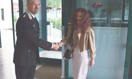 Il Procuratore dai carabinieri
