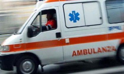 Scontro tra auto, due feriti