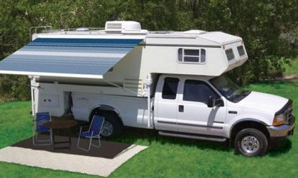 Ingente furto in un camper parcheggiato al deposito