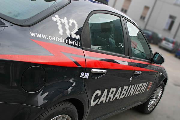 Maxi tamponamento in centro Biella, quattro auto coinvolte