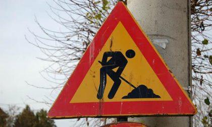 L'incrocio via Rigola-via Rosselli resterà chiuso più a lungo