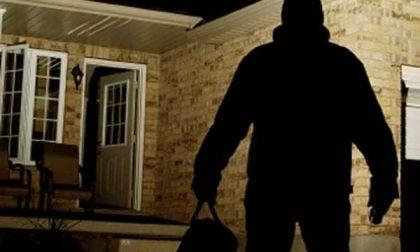 Ladri entrano in casa smontando una finestra.