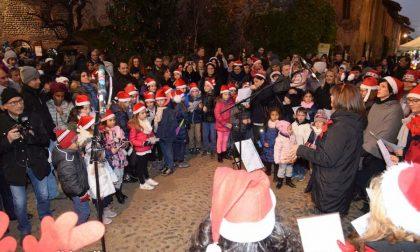 Accensione Albero Di Natale Candelo
