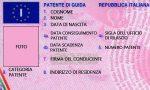 Consegna una patente polacca falsa per ottenerne una italiana