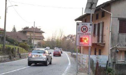 In via Ogliaro spunta il limite dei 30 chilometri orari