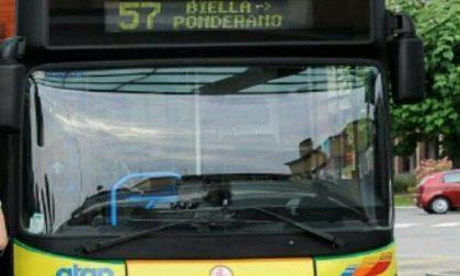 Il bus urbano da Riva all'ospedale
