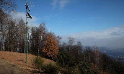 """Parco della Burcina, il """"mistero"""" delle antenne"""