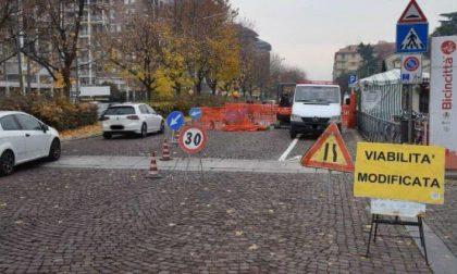 Tutti i cantieri: le strade aperte e quelle chiuse