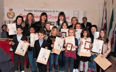 Poesia per Aiazzone, i premiati al concorso di  Verrone