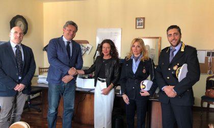 Procura di Biella, una vigilessa in supporto dell'attività