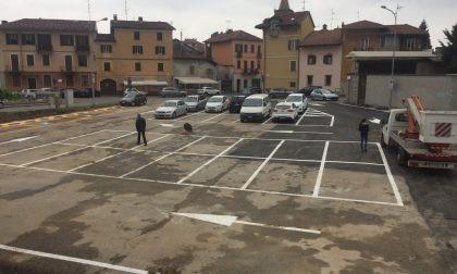 Parcheggio Croce Rossa, torna fruibile per gli automobilisti
