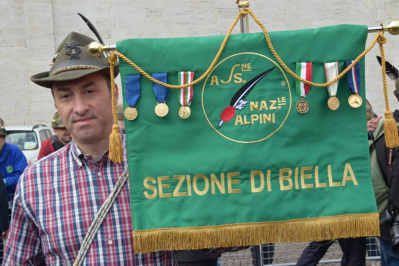 Adunata alpini Trento