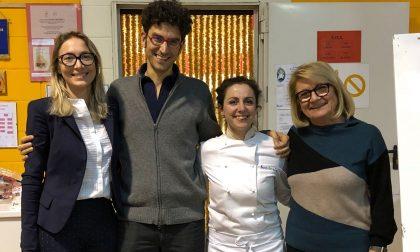 Nutrizionista Andreoli visita pazienti al Fondo Edo Tempia