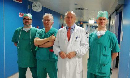 Chirurgia bariatrica, 104 interventi in ospedale