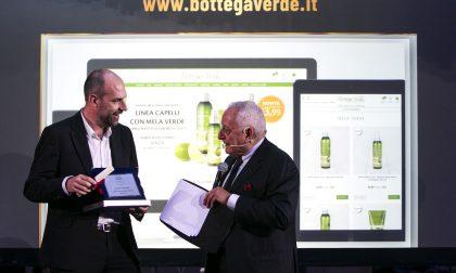 Bottega Verde si aggiudica il Netcomm Award 2018