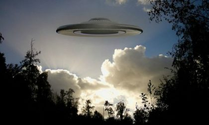 Giallo Ufo: forse un drone fuori controllo