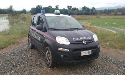Liti in famiglia, doppio intervento dei carabinieri