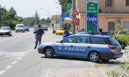 Esce di strada, era ubriaco: moto sequestrata
