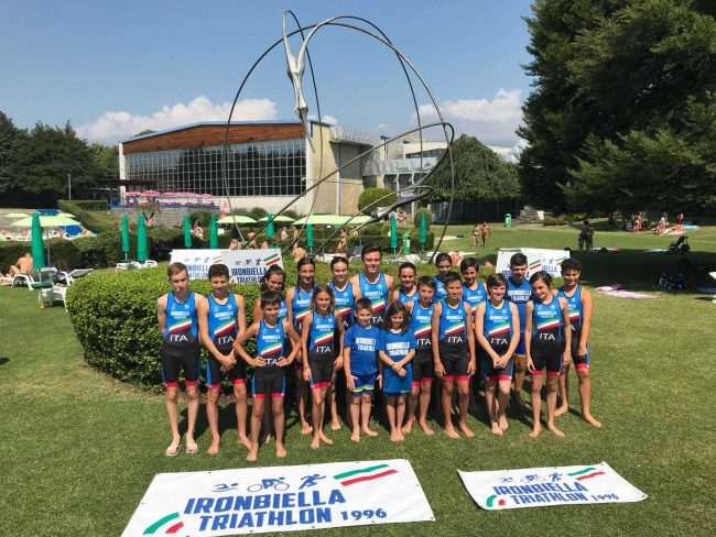 Triathlon dell&#8217&#x3B;Orso, successo IronBiella FOTO VIDEO