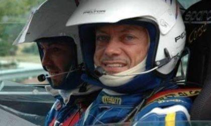 Dissegna escluso dal Rally Lana dopo incidente