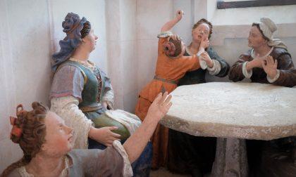 La Cappella di Maria di Oropa torna all'antico splendore FOTO