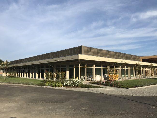Accademia dello Sport, la nuova casa della Pietro Micca FOTO