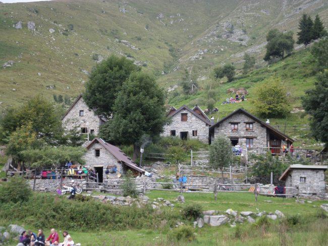 L'Alpe Artignaga