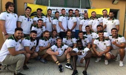 Edilnol Biella Rugby, 13 volti nuovi per la Serie A