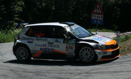 Carmellino dominatore del 31° Rally Lana